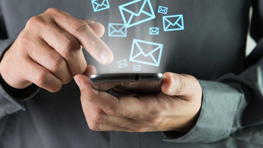 راه اندازی ایمیل داخلی